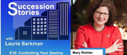 E16: Controlling Your Destiny - Mary Richter, Schneider Downs