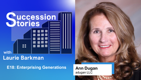 E18: Ann Dugan - Enterprising Generations