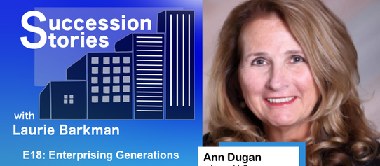 E18: Ann Dugan - Enterprising Generations