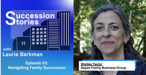 Episode 03: Navigating Family Succession - Shelley Taylor, ABARTA Family Council Chair