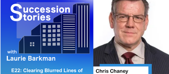 E22: Clearing Blurred Lines of Business Transition with Chris Chaney