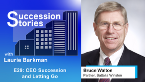 E29: CEO Succession and Letting Go - Bruce Walton, Battalia Winston
