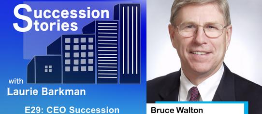 E29: CEO Succession and Letting Go - Bruce Walton, Battalia Winston
