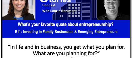 Quotable Quotes: What are you planning for?