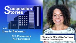 E21: Embracing a New Landscape | Elizabeth McCormick, UniGlobe Travel Designers
