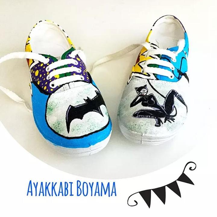 Ayakkabı Boyama Workshop