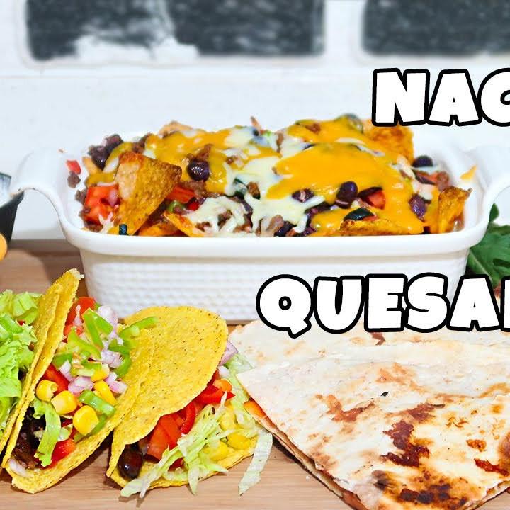Online Meksika Mutfağı Workshop (Taco & Nachos & Meksika Sos)