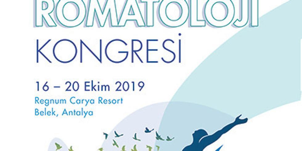 20. Ulusal Romatoloji Kongresi