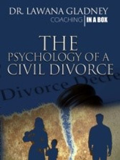 The Psychology of a Civil Divorce