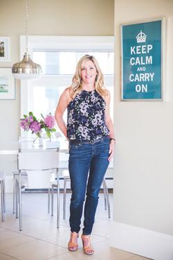 Susan Snow, Home Editor