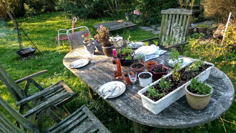Det lækre bord/Ethnic food