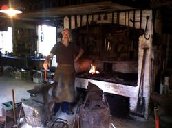 Ild & jern/Blacksmith