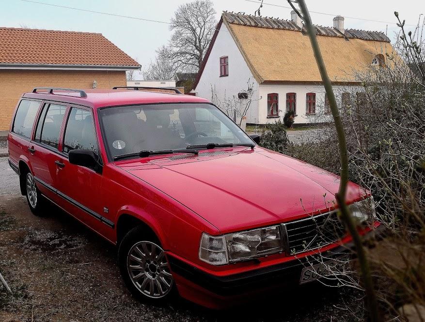 Volvo 940 april 2018