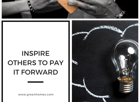 Inspire Others To Pay It Forward
