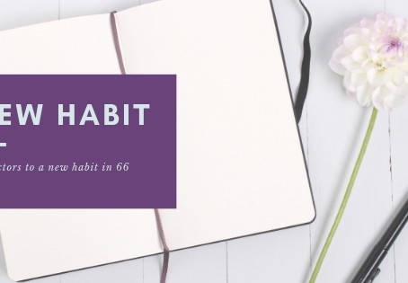 66 Days to a New Habit