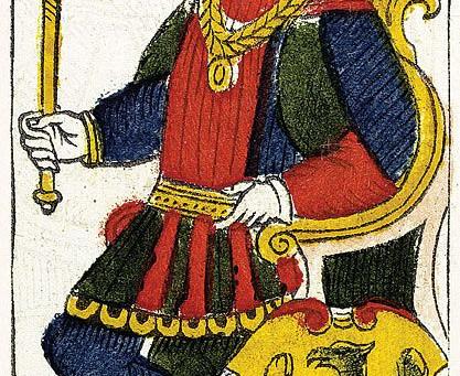 Le pas-sage de L'Empereur au Pape