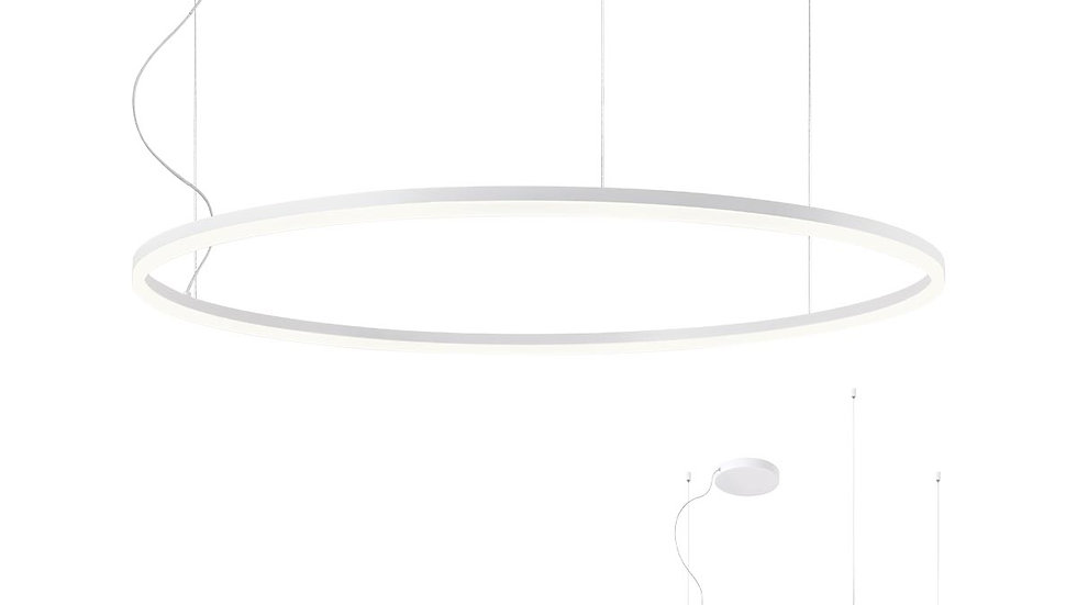 Halo - white 100 cm