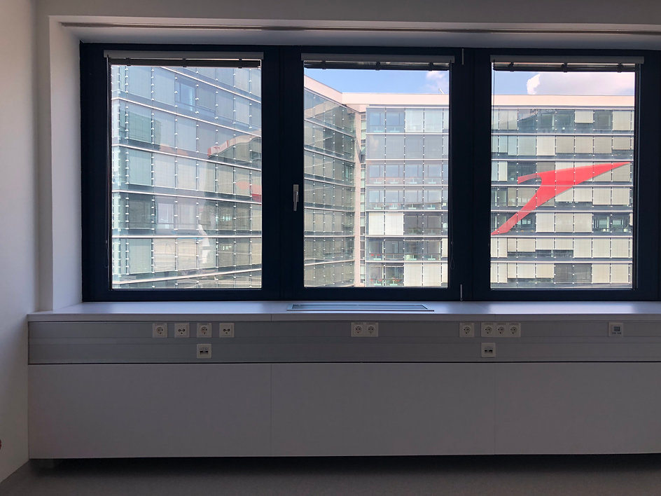 window parapet