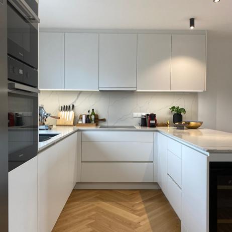 Modern apartment  Vienna