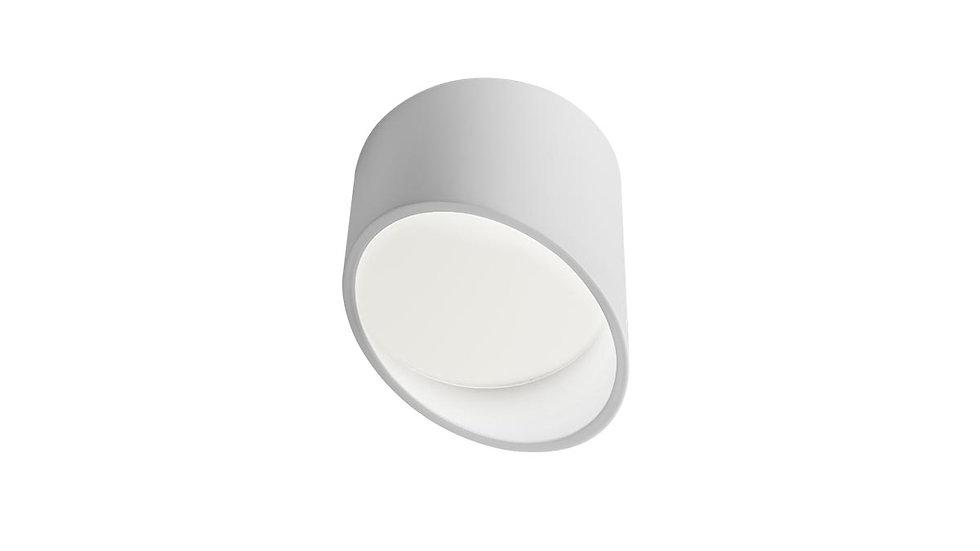 Dot - white 9cm