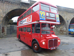 Routemaster RM Bus