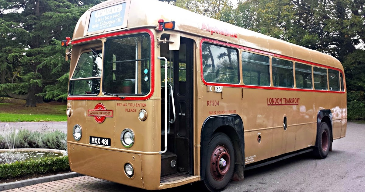 old-london-bus