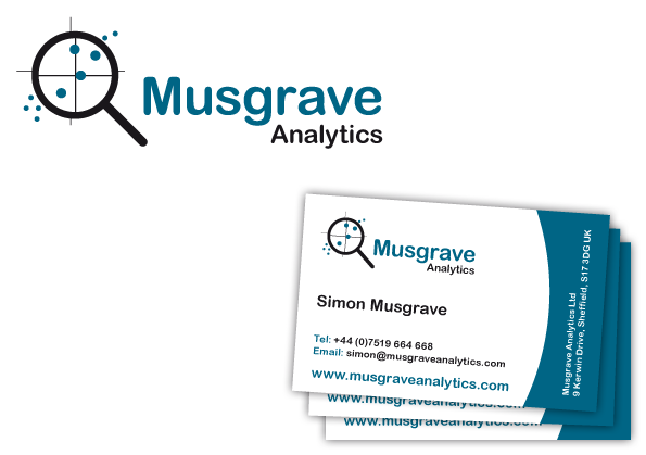 Musgrave Analytics Logo Design