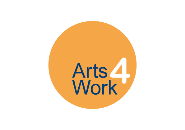 Arts 4 Work Logo Design