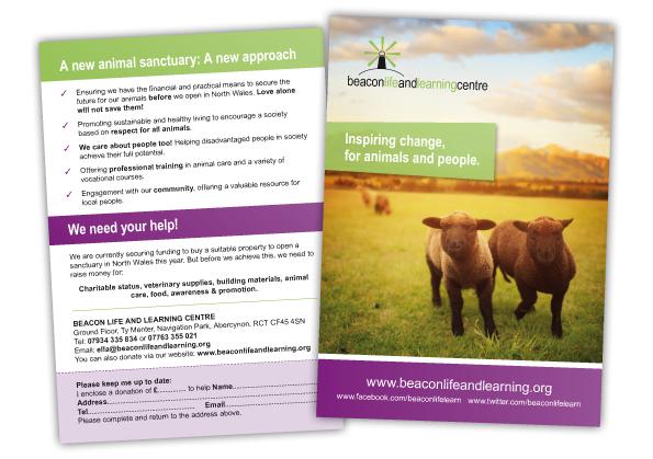 Beacon Leaflet Design