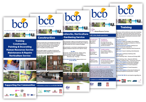 BCB Roller Banner Designs
