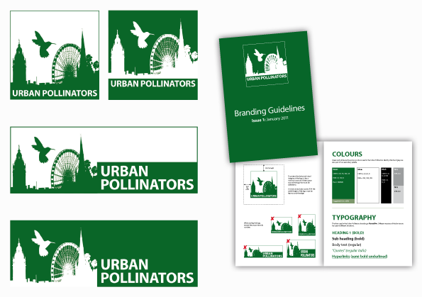 Urban Pollinators Logo