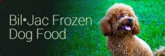 About Bil-Jac Frozen Dog Food