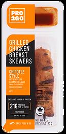 Pro2Go Chipotle Style Chicken Skewer