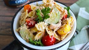 Summer Chicken Pasta Primavera - Keystone Meats