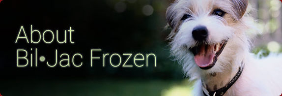 About Bil-Jac Frozen Dog Food