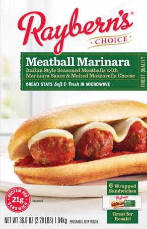 Raybern's Launches New Deli-Style Variety in Select Costco Stores