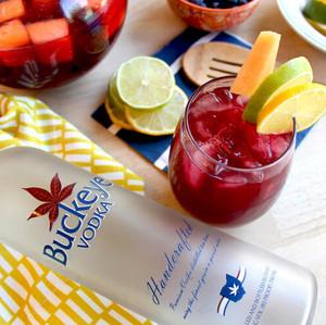 Summer Sangria - Buckeye Vodka