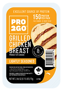 Lightly Seasoned Grilled Chicken Breasts Pro2Go