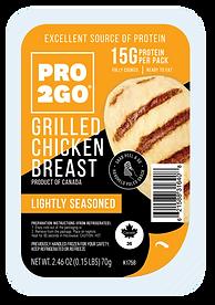 Pro2Go Lightly Seasoned Grilled Chicken Breast