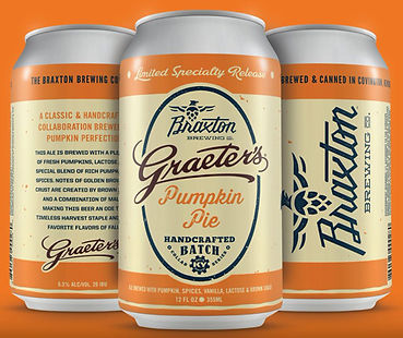 Braxton Pumpkin Pie Ale