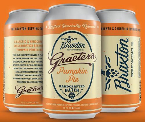 Braxton Pumpkin Pie Beer