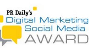 PR Daily's 2019 Digital Marketing & Social Media Awards Finalists Announced
