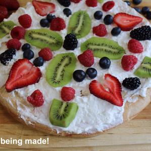 Fruit Dessert Pizza - Little Caesars Fundraising