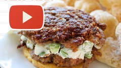 Keto Popper Burger