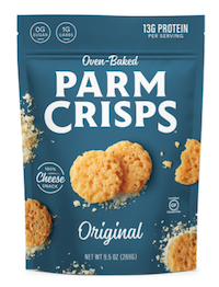 ParmCrisps Launches in Costco