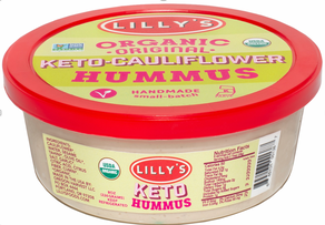 Lilly's Foods Innovates with Award Winning, Keto-Cauliflower Hummus