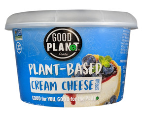 GOOD PLANeT Launches New Plant-Based, Dairy-Free Cream Cheese