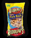 Rudolph's Pork Rinds