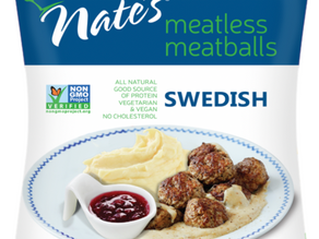 Nate's Meatless Leans on Consumer Favorites in Launching Its Newest Plant-Based Innovation