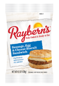 Raybern's Launches New Sandwich Line for Grocery Deli